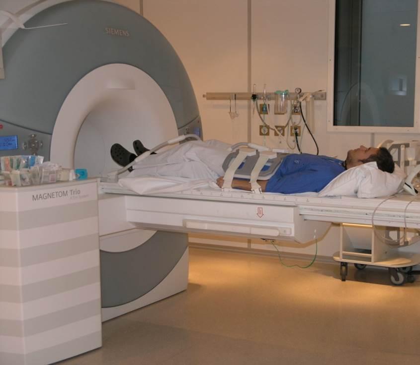 MR undersøkelse av prostata