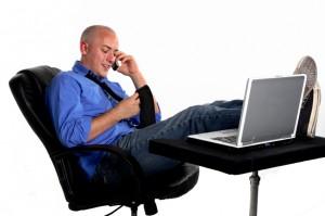 Løser informasjonsteknologi alt? (illustrasjonsbilde: iStock)