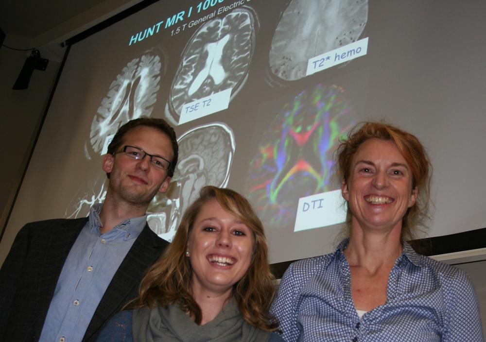 forskergruppa MRI hjerneforskning