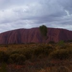 The Ayers Rock or Uluru