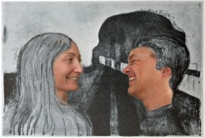 Edvard Munch, The Attraction I updated