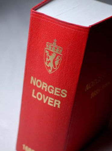 Illustrasjon: Norges lover