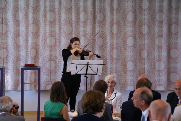 Liv Brox Kjeldby, student fra Institutt for musikk, NTNU