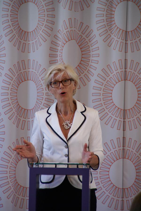 Professor Turid Suzanne Berg-Nielsen, NTNU. Gift med Are Holen.