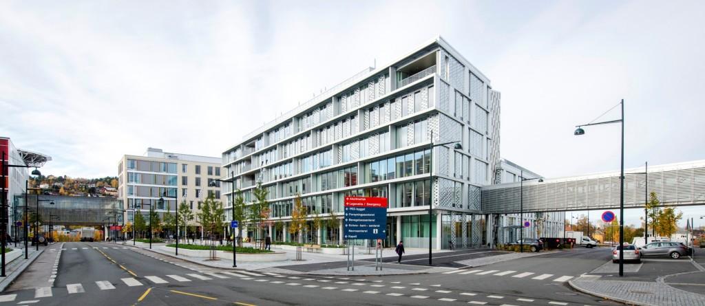 Kunnskapssenteret, St. Olavs Hospital
