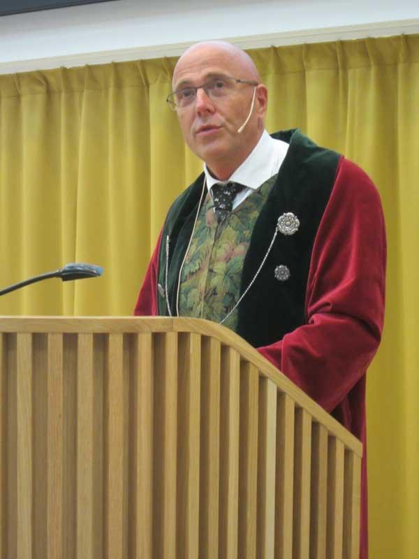 Dekan Stig Slørdahl
