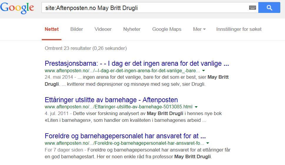 google-drugli