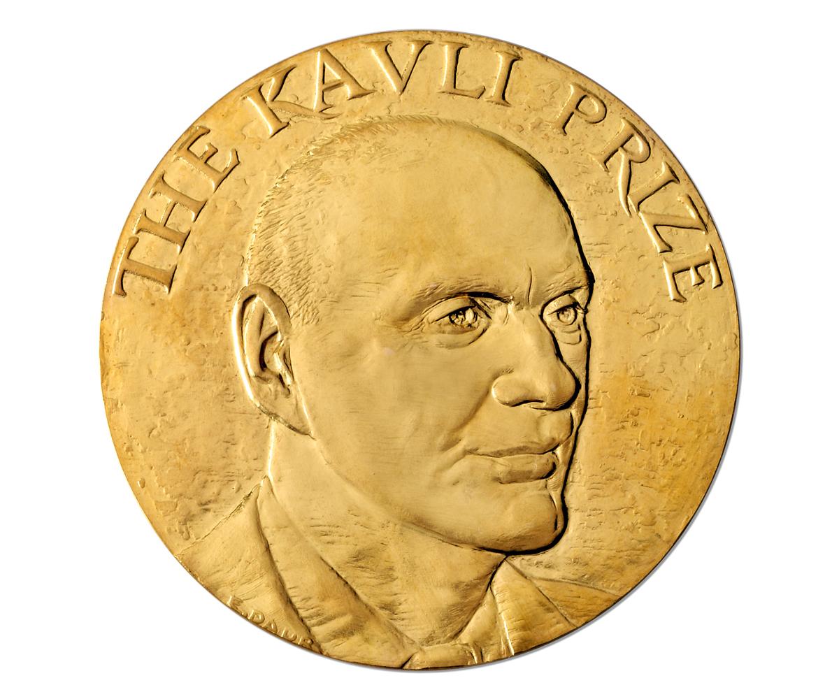 The Kavli Prize Medal