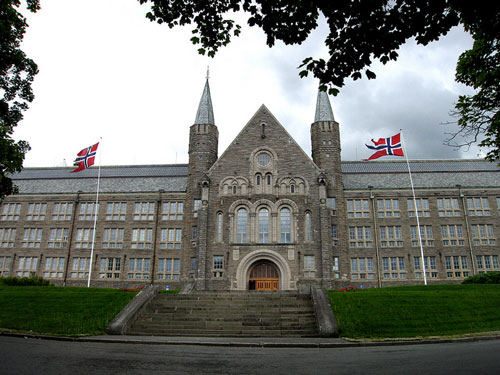 Main building NTNU