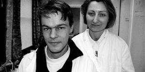 Edvard og May-Britt Moser
