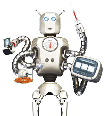 robot.
