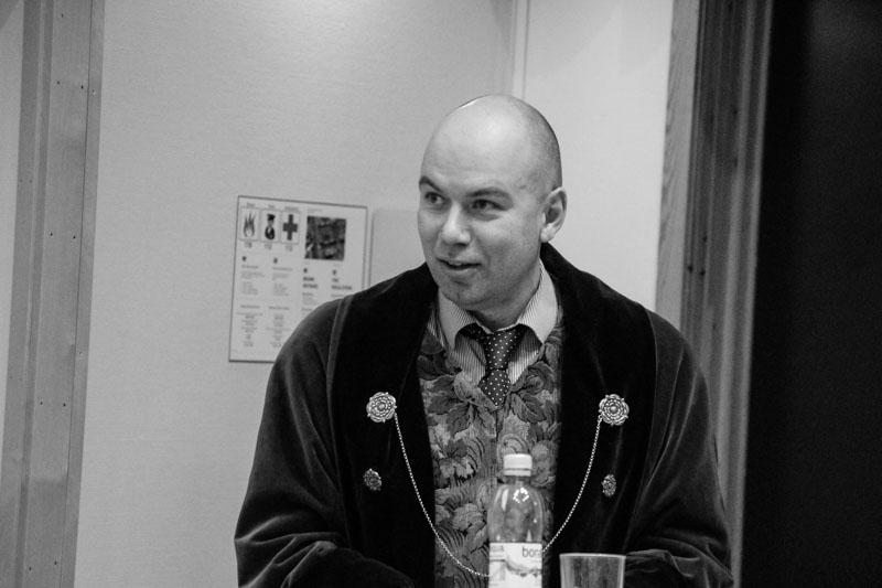 Norbert Skokauskas. Foto: Frode Jørum