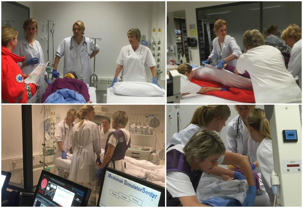Medisinsk simulatorsenter i Trondheim