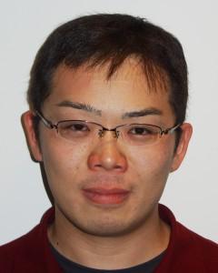 Researcher Hiroshi Ito