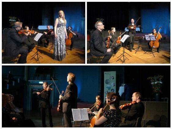 Musikere fra Trondheim kammermusikkfestival