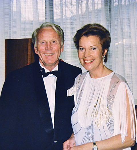 Pauline og Egil Braathen