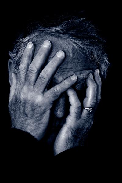 Delirium rammer hver tredje eldre som er lagt inn på sykehus, og kan gi varige mén.  Illustrasjon: iStock