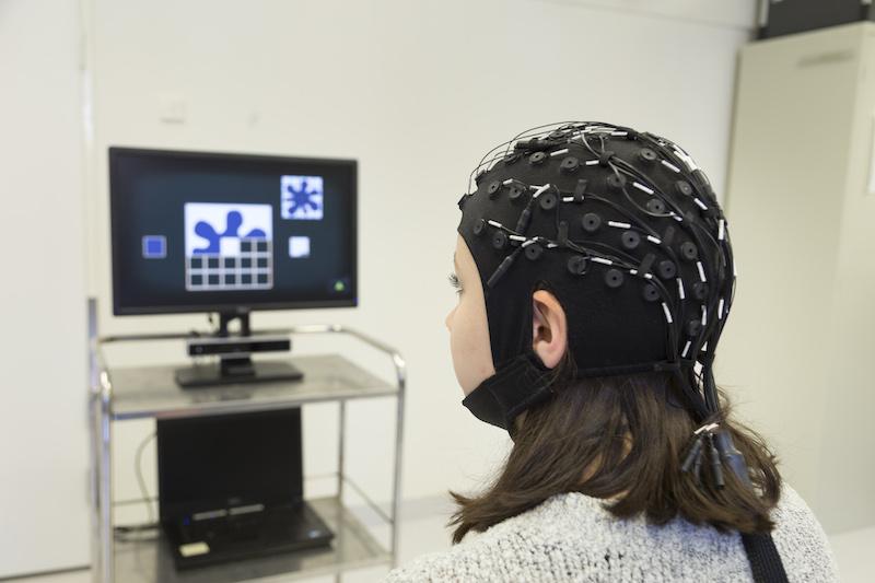 NTNU, Institutt for nevromedisin, Det medisinske fakultet – eldre og spillteknologi. Foto: Thor Nielsen