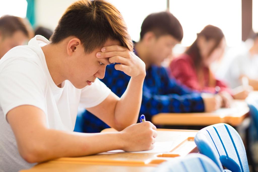 eksamen istock,
